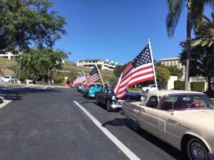 TBirds start Newport Beach & Balboa Island Parade-e1d3e352