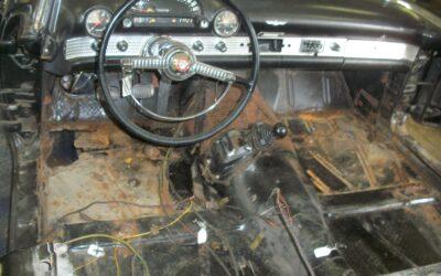 1955 Thunderbird Restoration