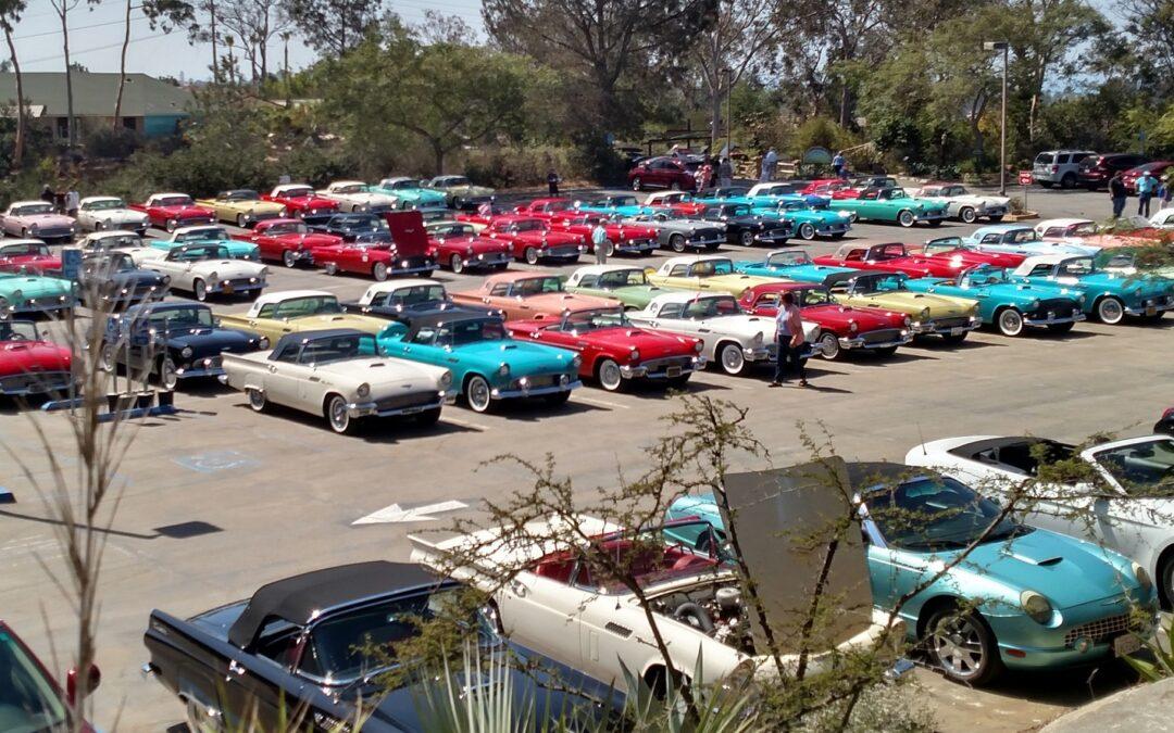 San Diego convention 2016, Botanic Garden driving tour