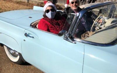 Santa's Covid Christmas delivery