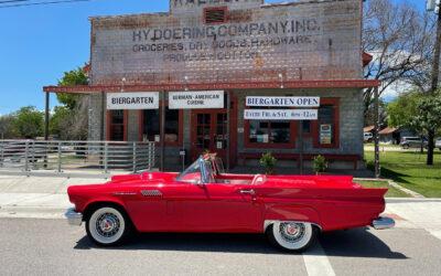 The Historical German Restaurant in Walburg Texas